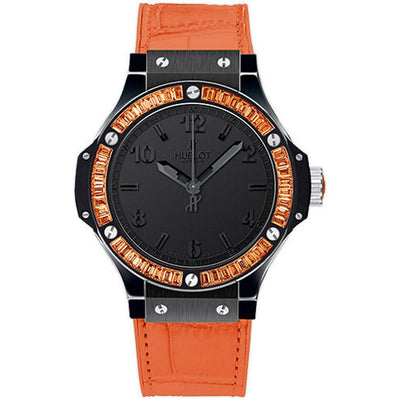 Hublot Big Bang Tutti Frutti 38mm 361.CO.1110.LR.1906 Black Dial-First Class Timepieces
