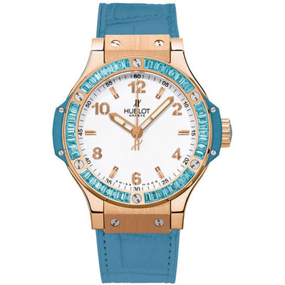 Hublot Big Bang Tutti Frutti 38mm 361.PL.2010.LR.1907 White Dial-First Class Timepieces