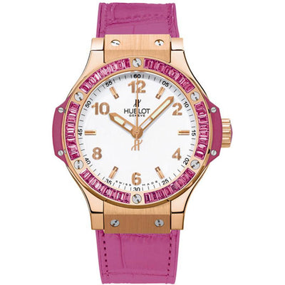 Hublot Big Bang Tutti Frutti 38mm 361.PP.2010.LR.1933 White Dial-First Class Timepieces