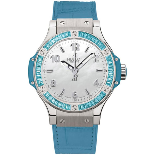 Hublot Big Bang Tutti Frutti 38mm 361.SG.6010.LR.1922 Silver Dial-First Class Timepieces