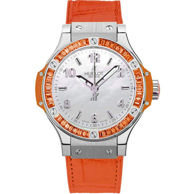 Hublot Big Bang Tutti Frutti 38mm 361.SO.6010.LR.1906 Silver Dial-First Class Timepieces