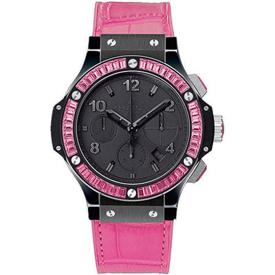 Hublot Big Bang Tutti Frutti 41mm 341.CP.1110.LR.1933 Black Dial-First Class Timepieces