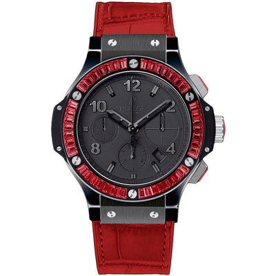 Hublot Big Bang Tutti Frutti 41mm 341.CR.1110.LR.1913 Black Dial-First Class Timepieces