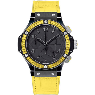 Hublot Big Bang Tutti Frutti 41mm 341.CY.1110.LR.1911 Black Dial-First Class Timepieces