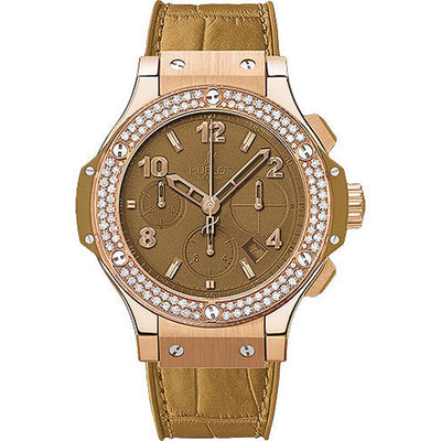 Hublot Big Bang Tutti Frutti 41mm 341.PA.5390.LR.1104 Camel Dial-First Class Timepieces