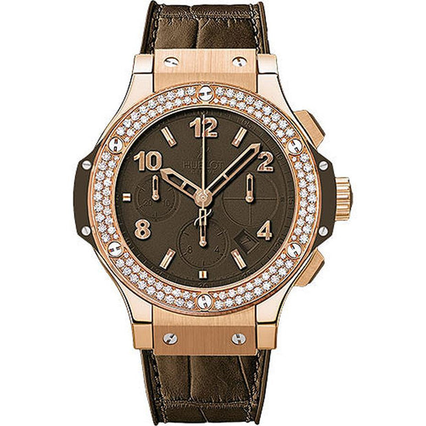 Hublot Big Bang Tutti Frutti 41mm 341.PC.5490.LR.1104 Brown Dial-First Class Timepieces