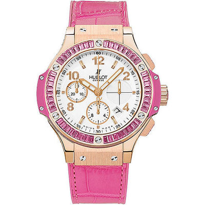 Hublot Big Bang Tutti Frutti 41mm 341.PP.2010.LR.1933 White Dial-First Class Timepieces