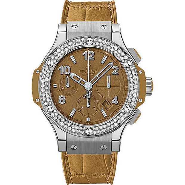 Hublot Big Bang Tutti Frutti 41mm 341.SA.5390.LR.1104 Camel Dial-First Class Timepieces