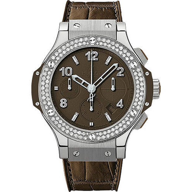 Hublot Big Bang Tutti Frutti 41mm 341.SC.5490.LR.1104 Brown Dial-First Class Timepieces