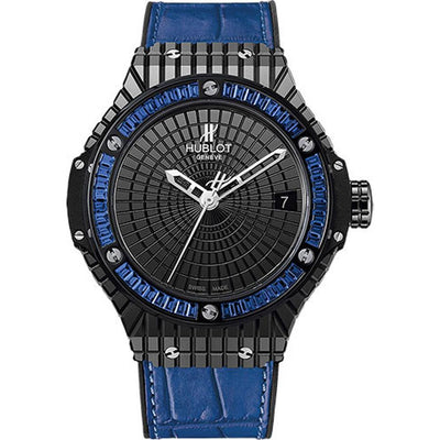 Hublot Big Bang Tutti Frutti 41mm 346.CD.1800.LR.1901 Black Dial-First Class Timepieces