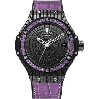 Hublot Big Bang Tutti Frutti 41mm 346.CD.1800.LR.1905 Black Dial-First Class Timepieces
