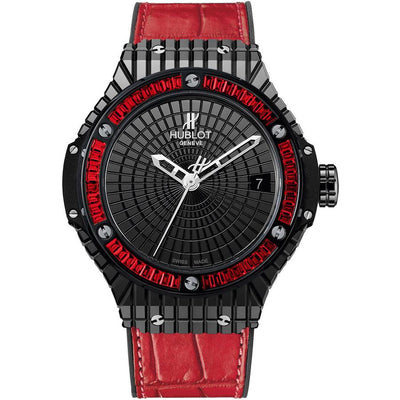 Hublot Big Bang Tutti Frutti 41mm 346.CD.1800.LR.1913 Black Dial-First Class Timepieces
