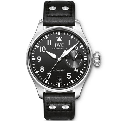 IWC Big Pilot 46mm IW501001 Black Dial-First Class Timepieces