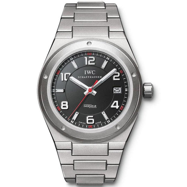 IWC Ingenieur 42mm IW322702 AMG Black Dial-First Class Timepieces