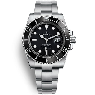Rolex Submariner Date 40mm 116610LN Black Dial