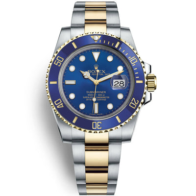 Rolex Submariner Date 40mm 116613LB Blue Dial