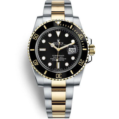 Rolex Submariner Date 40mm 116613LN Black Dial