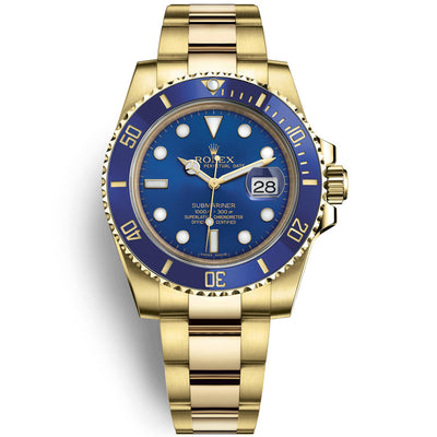 Rolex Submariner Date 40mm 116618LB Blue Dial