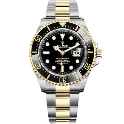 Rolex Sea-Dweller 43mm 126603 Black Dial