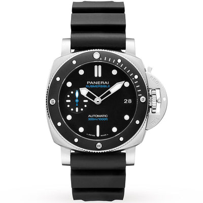 Panerai Submersible 42mm PAM00683 Black Dial-First Class Timepieces