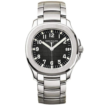 Patek Philippe Aquanaut 40mm 5167/1A Black Dial-First Class Timepieces