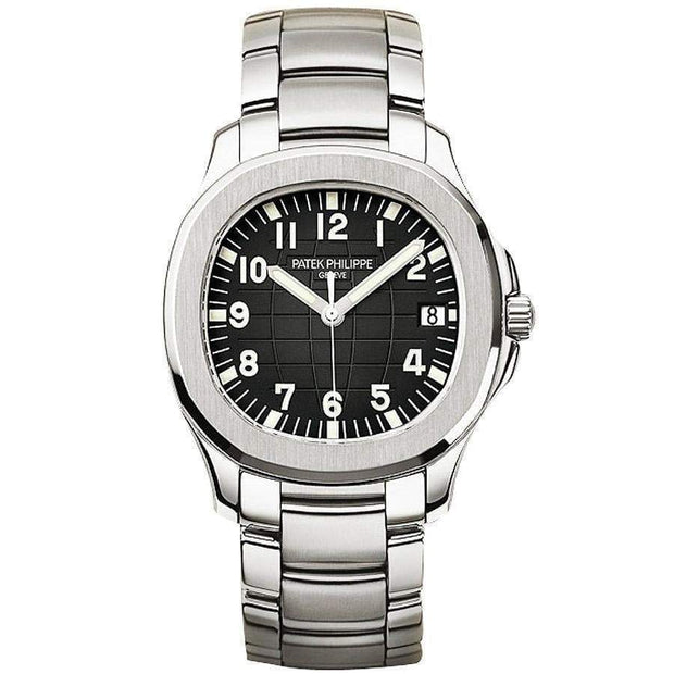 Patek Philippe Aquanaut 40mm 5167/1A Black Dial - First Class Timepieces