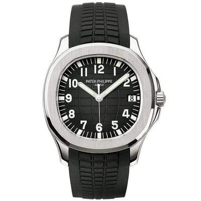 Patek Philippe Aquanaut 40mm 5167A Black Dial - First Class Timepieces