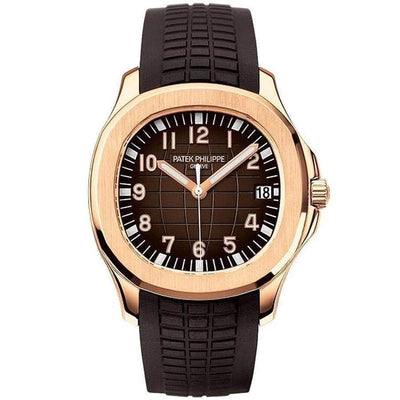 Patek Philippe Aquanaut 40mm 5167R Brown Dial-First Class Timepieces