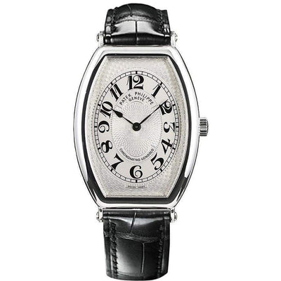 Patek Philippe Gondolo 42mm 5098P White Gold Dial-First Class Timepieces