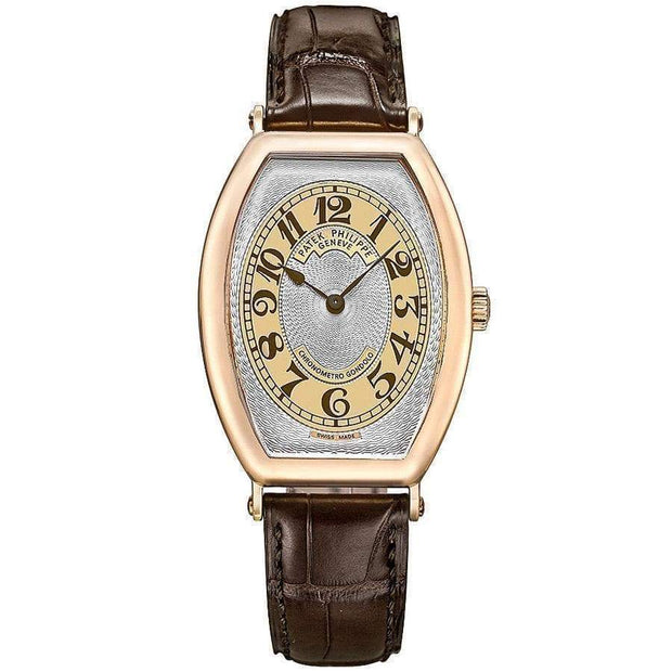 Patek Philippe Gondolo 42mm 5098R Champaign Dial-First Class Timepieces