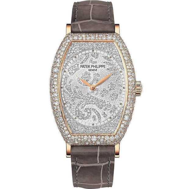 Patek Philippe Gondolo Haute Joaillerie 38mm 7099R Diamond Dial - First Class Timepieces