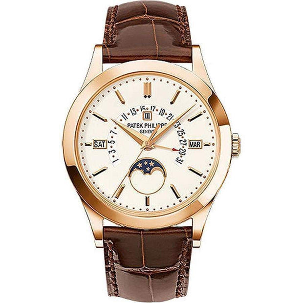 Patek Philippe Grand Complications 39mm 5496R Silver Dial-First Class Timepieces