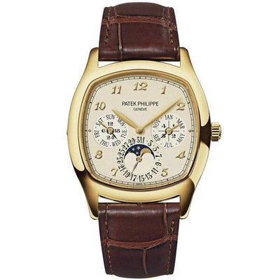 Patek Philippe Grand Complications 44mm 5940J Champagne Dial - First Class Timepieces