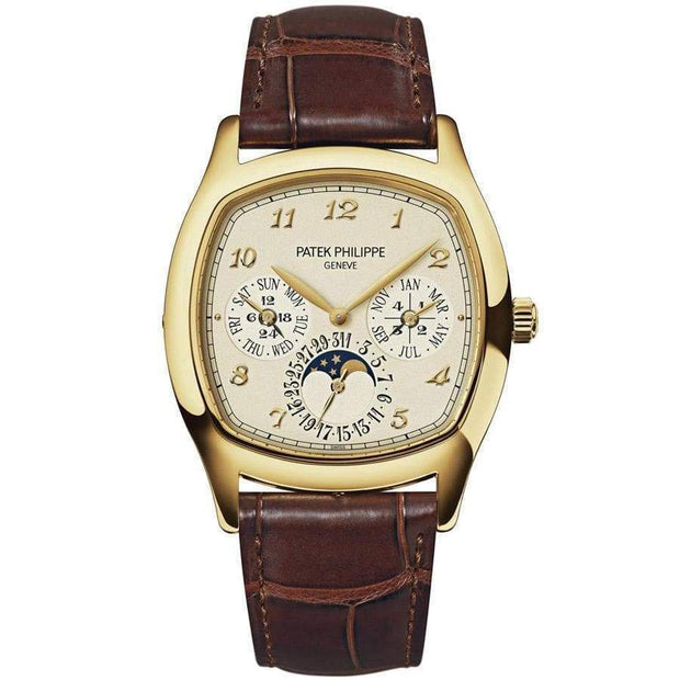 Patek Philippe Grand Complications 44mm 5940J Champagne Dial-First Class Timepieces
