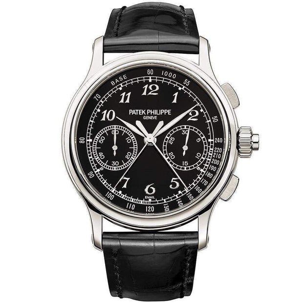 Patek Philippe Grand Complications Split-Seconds Chronograph 41mm 5370P Black Dial-First Class Timepieces