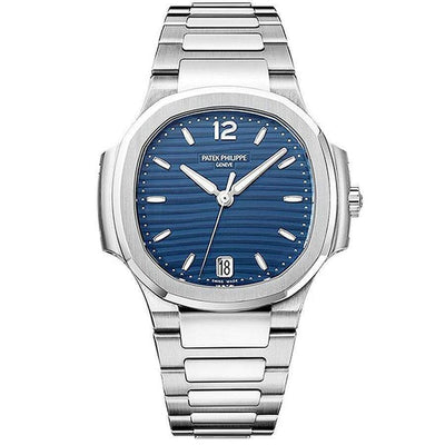 Patek Philippe Nautilus 35mm 7118/1A Blue Dial-First Class Timepieces