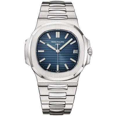 Patek Philippe Nautilus 40mm 5711/1A Blue Dial-First Class Timepieces