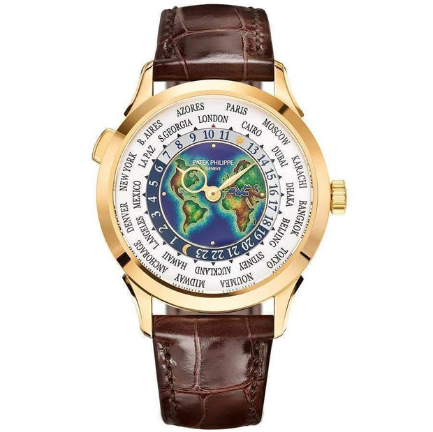 Patek Philippe World Time Complication 38mm 5231J World Dial-First Class Timepieces