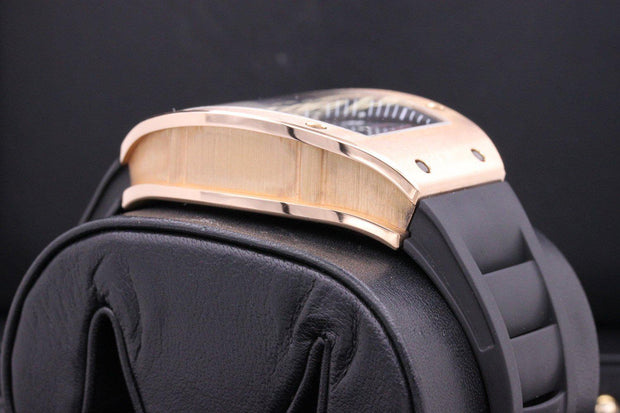 Richard Mille RM-029 Rose Gold 45mm Overworked Dial Pre-Owned-First Class Timepieces