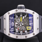 Richard Mille RM-030 Titanium 50mm Overworked Dial Pre-Owned-First Class Timepieces