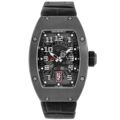 Richard Mille RM007 Titanium 31mm Black Dial-First Class Timepieces