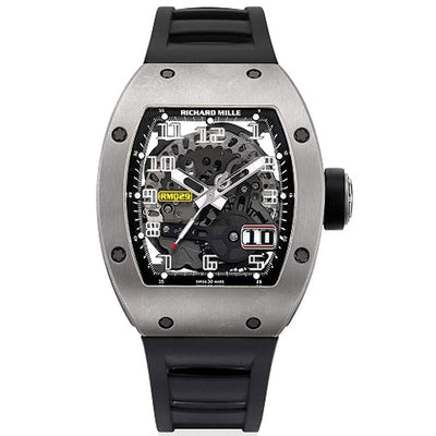 Richard Mille RM029 Titanium 45mm Overworked Dial-First Class Timepieces