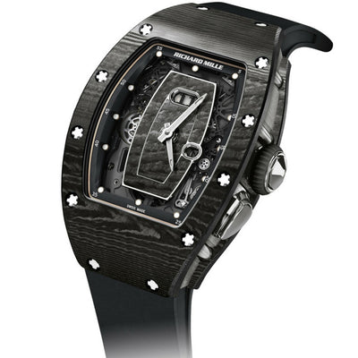 Richard Mille RM-037 NTPT 52mm Black Overworked Dial