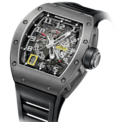 Richard Mille RM-030 Titanium 50mm Overworked Dial