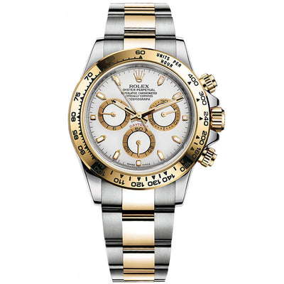 Rolex Daytona 40mm 116503 White Dial