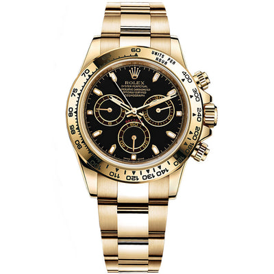 Rolex Daytona 40mm 116508 Black Dial