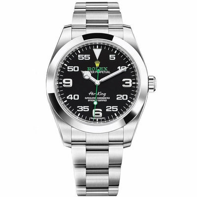 Rolex Air-King 40mm 116900BK Black Dial - First Class Timepieces