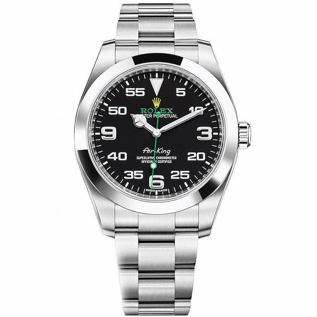 Rolex Air-King 116900BK-First Class Timepieces