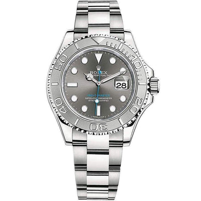 Rolex Yacht-Master 40mm 126622 Rhodium Dial-First Class Timepieces