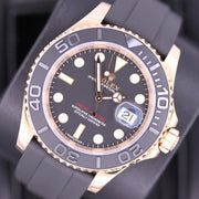 Rolex Yacht-Master 40mm 126655 Black Dial Pre-Owned-First Class Timepieces